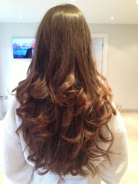 Mobile blow dry & hair finishing in St Albans Jo Gourd