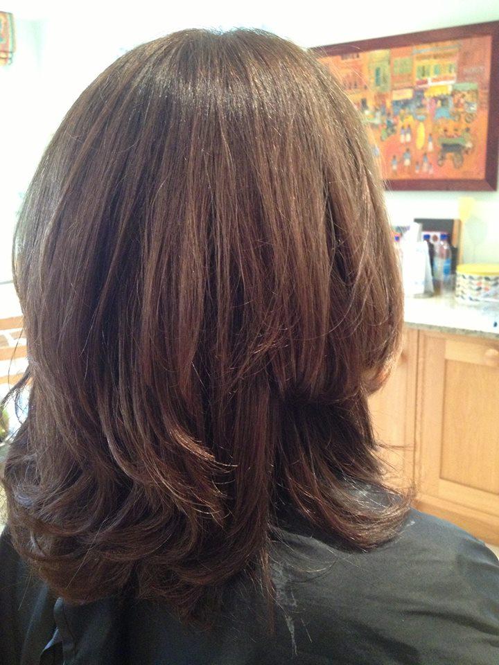 Photos of my hair & nail work. | Jo Gourd